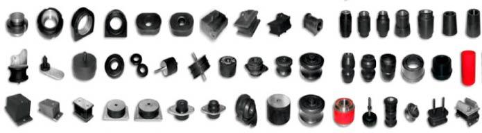 Revulcanización y fabricación de bases de motor
